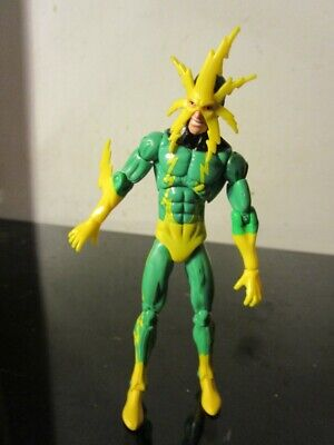 MARVEL LEGENDS UNIVERSE RETRO THE AMAZING SPIDERMAN VS SINISTER SIX 3.75 ELECTRO