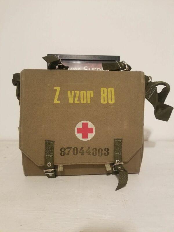 Czech medical kit