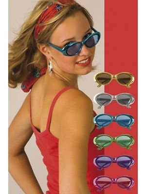 Partybrille Lilly metallic Silvester Brille Fasching
