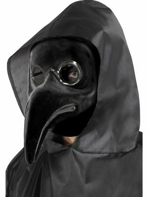 SMI - Venezianische Maske Pest Doktor Venedig Karneval Halloween