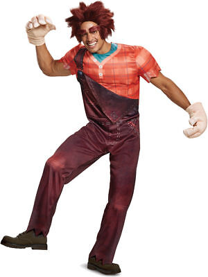 Disney's Wreck It Ralph 2 - Deluxe Ralph Adult Costume - Mens Disney Costume