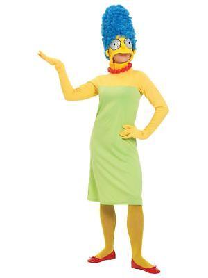 Kostüm für Erwachsene Marge Simpson Deluxe The (Marge Simpsons Kostüme)