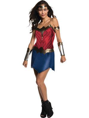 Womens Wonder Woman Dress With Gauntlets - Wonder Woman Gauntlets