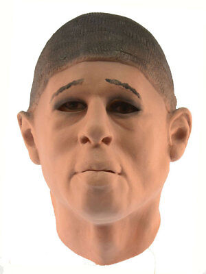 GANGSTER PIT Maske aus Schaumlatex Fasching Karneval