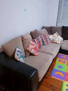 Large L Shaped Lounge