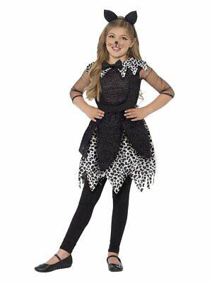 Smiffys Deluxe Midnight Cat Black Kitty Childrens Kids Halloween Costume 44287](Smiffys Halloween Cat)