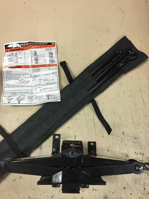 04-08 Ford F-150 Super Cab Extended Cab Truck OEM Spare Tire Jack and Tool Set