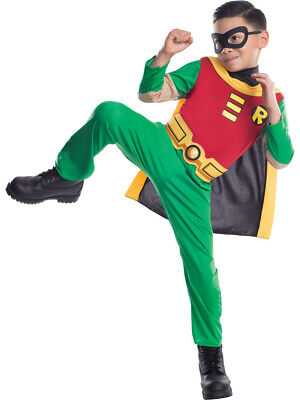 Child Boys Robin Batman Side Kick Costume](Boys Robin Costume)