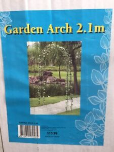 Used Garden Arch In Melbourne Region Vic Gumtree Australia Free