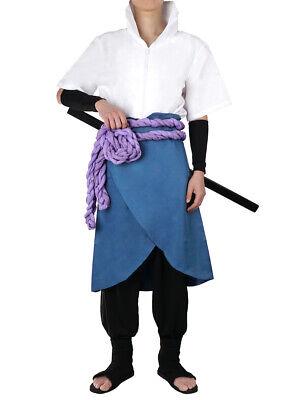 Naruto Shippuden Sasuke Uchiha Orochima Anime Manga Cosplay Kostüm Costume ()
