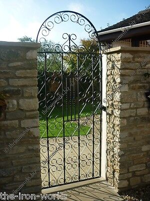 #RICHMOND ARCH TOP TALL SINGLE GARDEN GATE 36