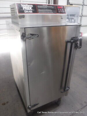 Southern Pride Dh65 Electric Smoker Bbq Pit Oven 120208 V