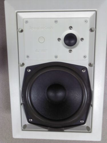 6 1mit Speakercraft Wall Speaker And Grill