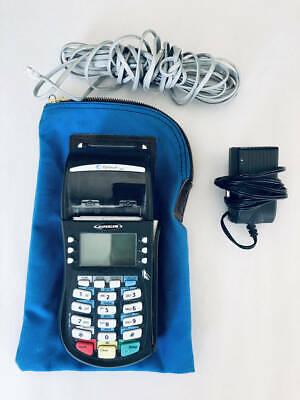 Hypercom Equinox T4220 Credit Card Terminal W Power Cord