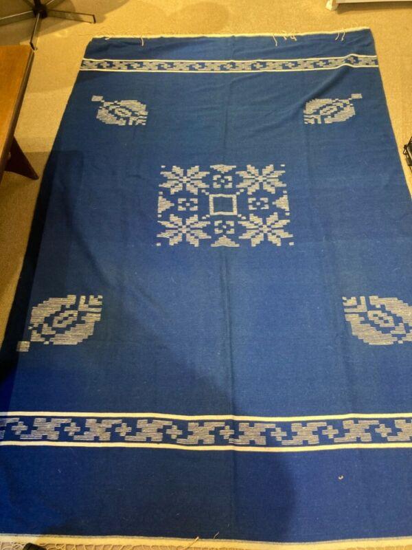 Mexican Blanket, Puebla, 1920-30
