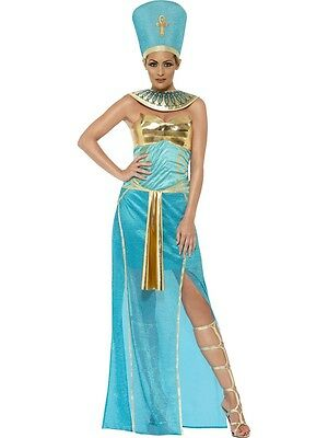 Adult Sexy Egyptian Queen Goddess Nefertiti Costume  - Nefertiti Costumes