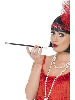 Charleston Zigarettenspitze Flapper Kostüm 1920s Jahre - Zigarette Kostüme
