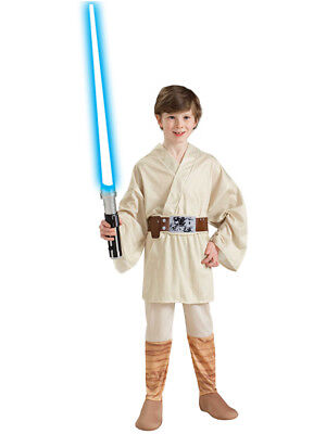 Child Boy's Luke Skywalker Tattoine Star Wars Costume