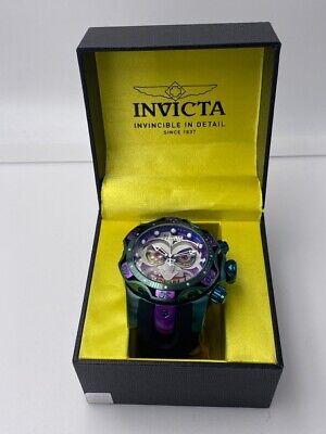 Invicta Reserve Joker Men's 52mm Venom Ltd Ed Quartz Chronograph (MY (PBR031543)