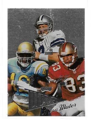 1998 Playoff Prestige Alma Maters #21 Troy Aikman J.J.