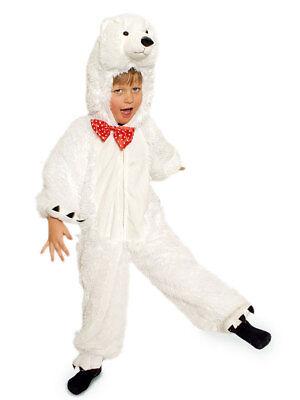 -Eisbär-Plüsch, Tierkostüm (Bär Kostüme Für Kinder)