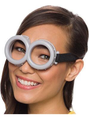 dbea000e1e5a Grey Minion Goggles Minions Movie Despicable Me Costume Accessory