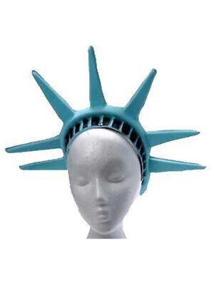 Statue Of Liberty Halloween Costumes (New Patriotic Statue of Liberty Costume Green Patel Crown)