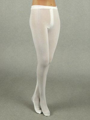 1 6 Scale Cy Girl  Zc  Hot Toys  Ttl  Phicen  Kumik  Nt   Female White Pantyhose