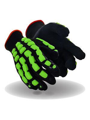 Magid T-REX Multipurpose Impact Gloves Large, 12 Pairs