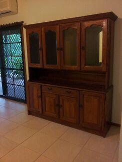 Wall unit - loungeroom | Cabinets | Gumtree Australia Brisbane South ...