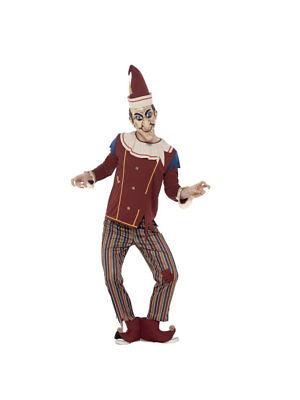 Possessed Man Halloween Costume (Costume Possessed Kasper)