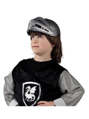 Ritterhelm für Kinder Kostüm Accessoires
