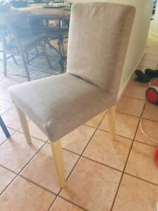 Freedom dining chair.