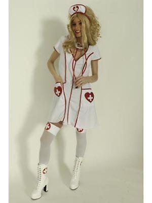 Kostüm Krankenschwester, Berufskleidung Frau