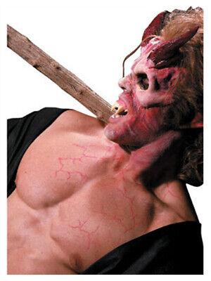 Latex Costume Accessory Devil Horns Prosthetics Kit - Halloween Devil Horns Prosthetics