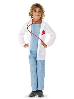Kostüm für Kinder Arzt