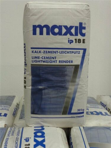 maxit ip 18 E  Kalk-Zement Leichtputz  30 kg