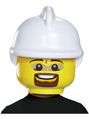 Child's LEGO® Iconic Characters Firefighter Mask Costume
