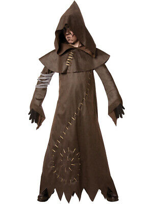 Evil Warlock Dark Spellcaster Classic Child's Costume