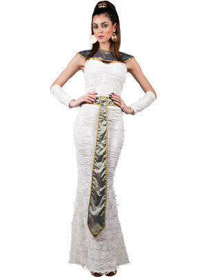 Adult's Womens Queen Of The Nile Royal Egyptian Mummy Cleopatra Costume - Egyptian Mummy Costume