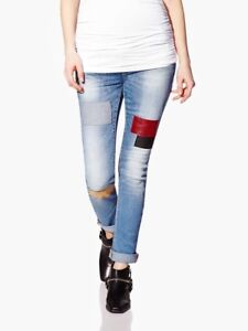 Thyme maternity 7/8 Jeans