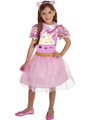 Num Noms Connie Confetti Ice Cream Num Deluxe Girls Costume