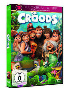 Die Croods - DVD NEU/OVP