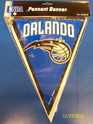Orlando Magic NBA Pro Basketball Sports Banquet Party Decoration Pennant Banner](Basketball Banquet Decorations)