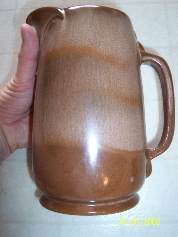Frankoma Pottery Pitcher No. 81