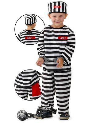 Sträfling (Sträfling Kostüme Für Kinder)