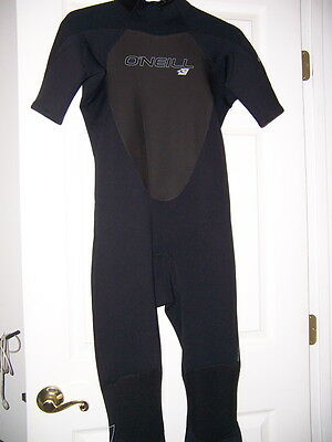 722941c211 Oneill Epic 2 mm men s full Wetsuit size M surf swim snokel water ski