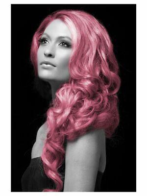 Spray Haar Rosa Make Up Trick Karneval Feier Ps 21447