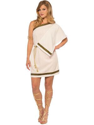 Women's Ancient Greek Mythology Goddess Gown Costume Large 4-10