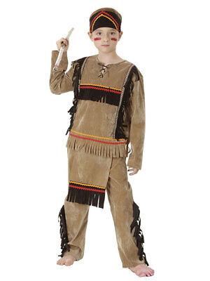 Kinder Kostüm Indianer Eagle Fasching - Kostüm Eagle